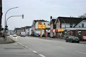 Kieler Straße in Quickborn