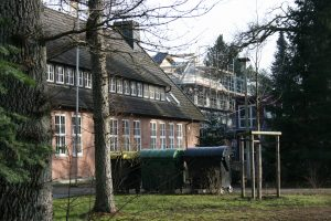Waldschule Quickborn Neubau und Altbau