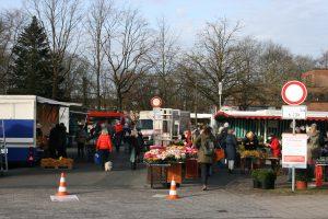 Wochenmarkt Quickborn